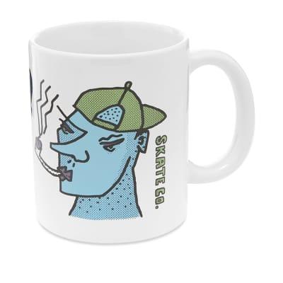 Polar Skate Co. Smoking Heads Mug