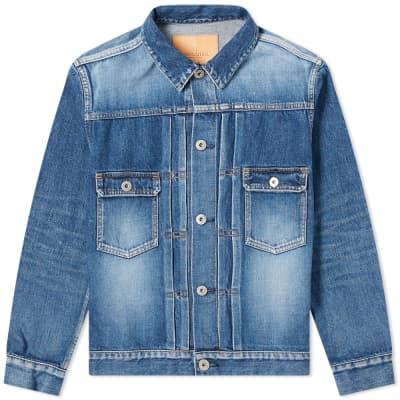 Vanquish Denim Jacket