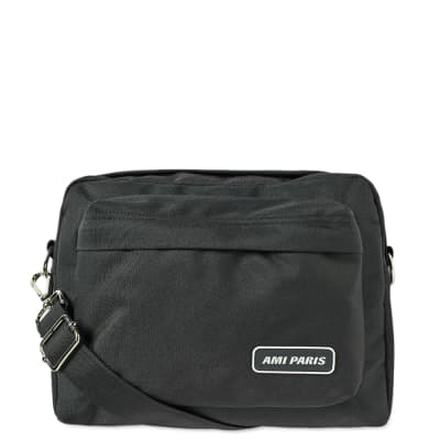 AMI Paris Messenger Bag