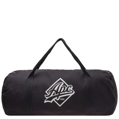 A.P.C. US Sport Duffle Bag