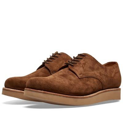 Grenson Curt Extralight Sole Derby Shoe