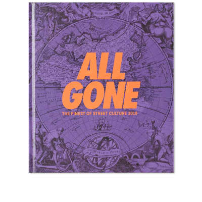ALL GONE 2018 - The World Is Yours