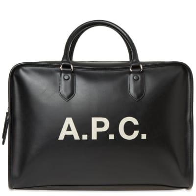 A.P.C. Paul Logo Bag