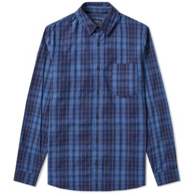 A.P.C. Vico Shirt