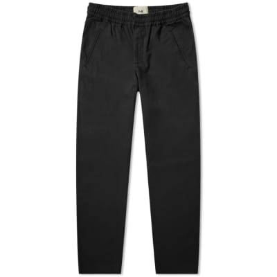 Folk Drawcord Assembly Pant