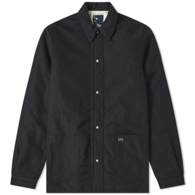 Visvim Section Gang Coverall Jacket