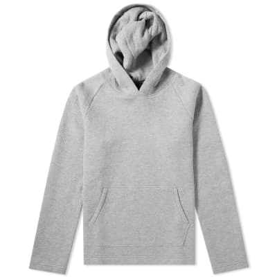 Wings + Horns Vented Double Knit Pullover Hoody