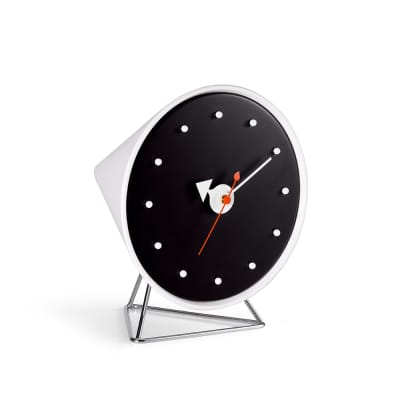 Vitra George Nelson Cone Desk Clock