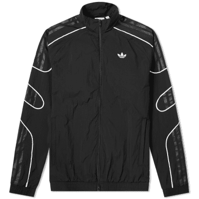 Adidas Flamestrike Woven Track Top