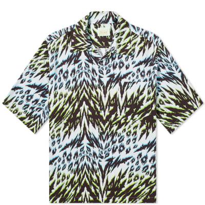 Aries Animal Hawaiian Shirt