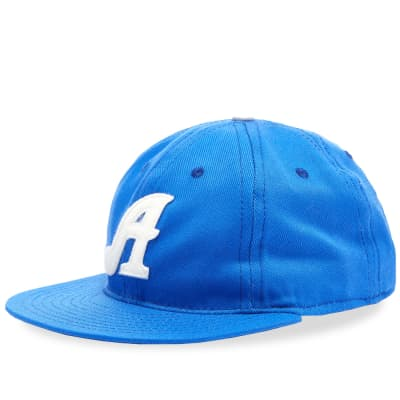 Ebbets Field Flannels Asheville Tourists 1954 Cotton Cap