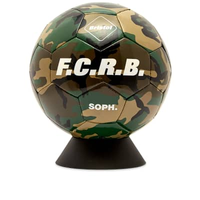 F.C. Real Bristol Camouflage Soccer Ball