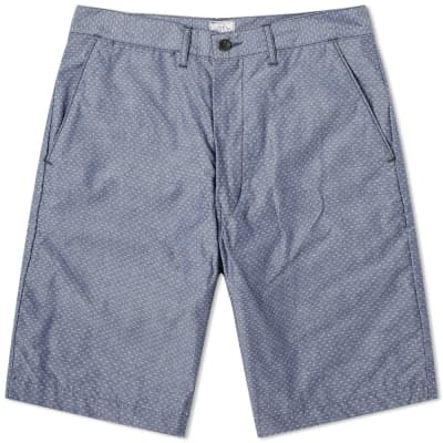 Post Overalls Cruz Chambray Shorts