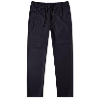 A.P.C Flannel Kaplan Drawstring Trouser