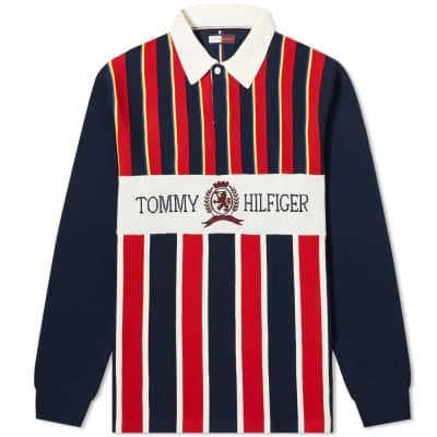Hilfiger Collection Crest Rugby Shirt