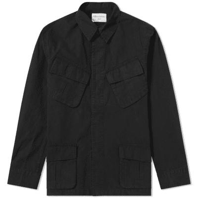 Officine Generale Japanese Ripstop Jungle Jacket