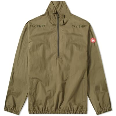 Cav Empt Half Zip Harrington Jacket