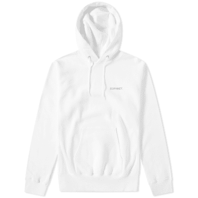 SOPHNET. Authentic Logo Pullover Hoody
