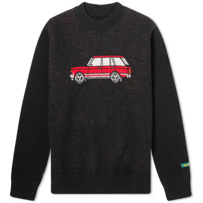 Aimé Leon Dore Knitted Car Sweat