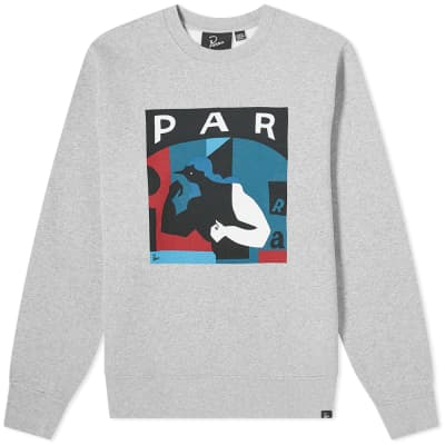 By Parra Street Fighter Crew Sweat