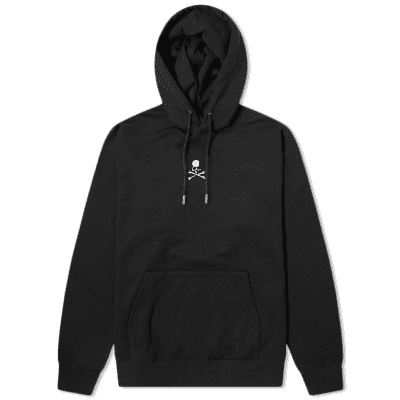 MASTERMIND WORLD Embroidered Popover Hoody