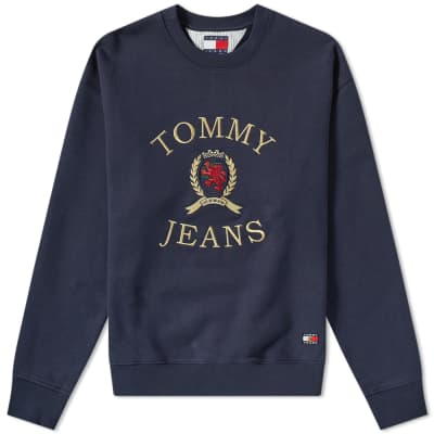 Tommy Jeans 6.0 Crest Crew Sweat M11