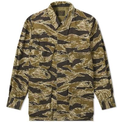 Wacko Maria Jungle Fatigue Jacket