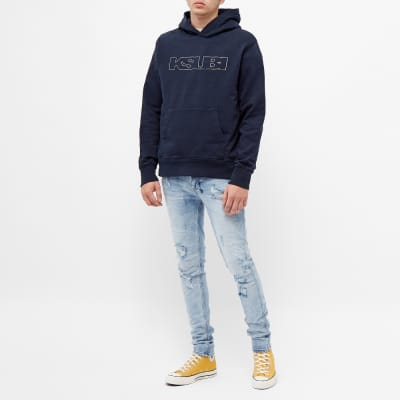 Ksubi Sign of the Times Unleaded Hoody