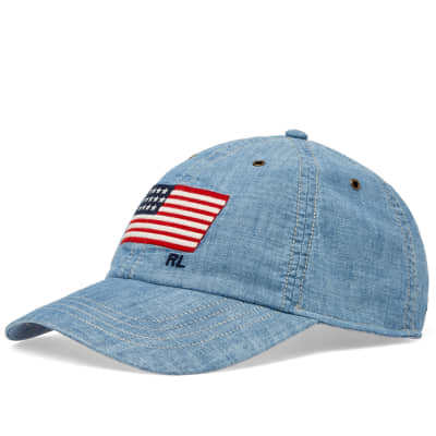 Polo Ralph Lauren U.S. Flag Classic Baseball Cap