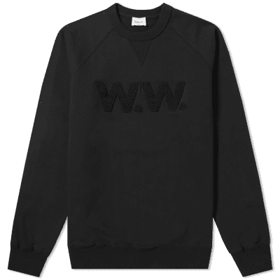 Wood Wood Hester WW Crew Sweat
