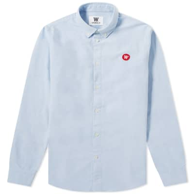Wood Wood Ted Oxford Shirt