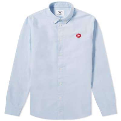 Wood Wood Ted Oxford Shirt