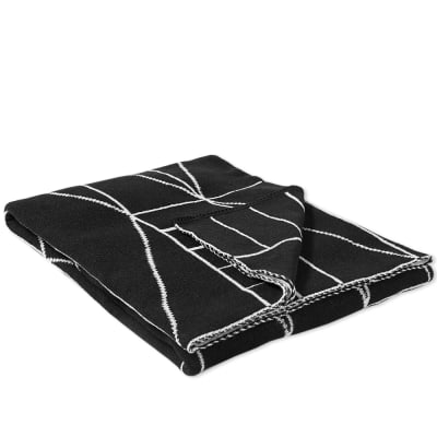 Norden Goods York Reversible Throw Blanket