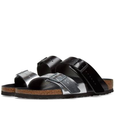 Rick Owens x Birkenstock Contrast Strap Sandal