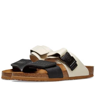 Rick Owens x Birkenstock Utility Strap Sandal
