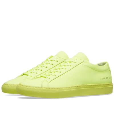 Woman by Common Projects Original Achilles Low Fluro