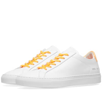 Woman by Common Projects Retro Low Fluro