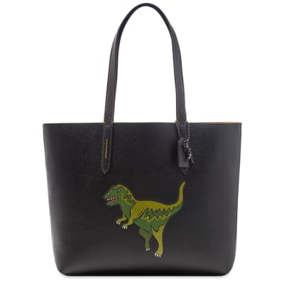 Coach Leather Rexy Tote
