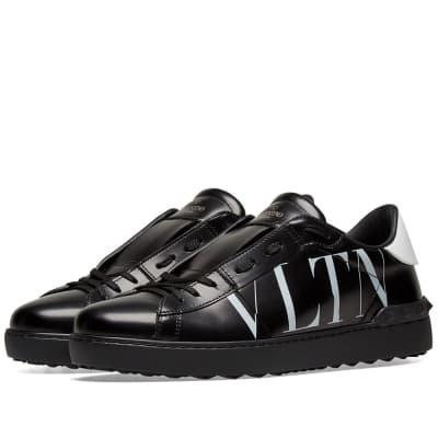 Valentino Open Low VLTN Logo Sneaker