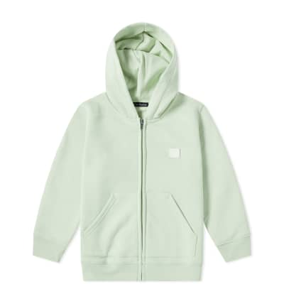 Acne Studios Mini Ferris Face Zip Hoody