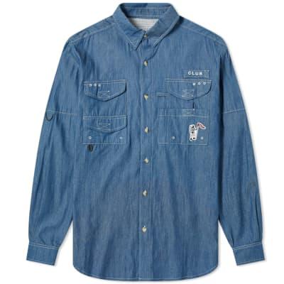 62ad1c037 Billionaire Boys Club Fishing Shirt