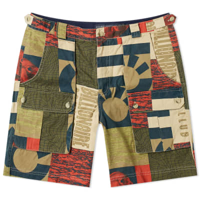 Billionaire Boys Club Fresh Water Print Short
