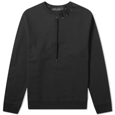 Craig Green Laced Crew Sweat
