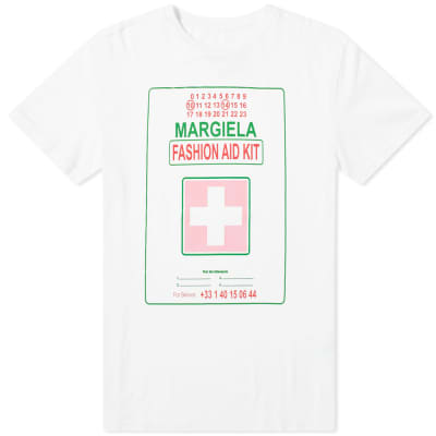 Maison Margiela 10 Fashion Aid Kit Tee