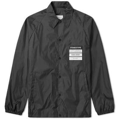Maison Margiela 14 Stereotype Coach Jacket