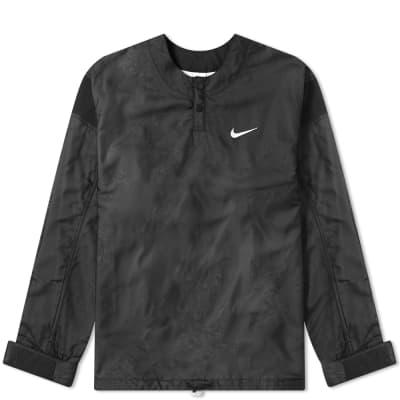 Nike x Fear Of God Long Sleeve Henley