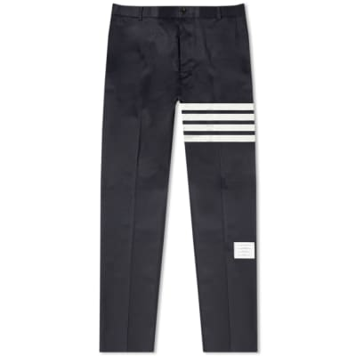 Thom Browne Unconstructed Twill 4 Bar Chino