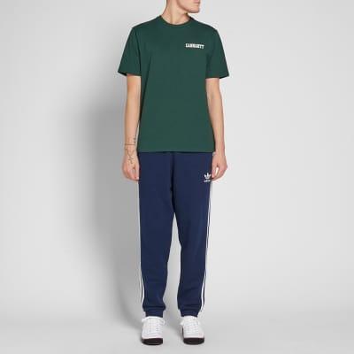 Adidas 3 Stripe Sweat Pant