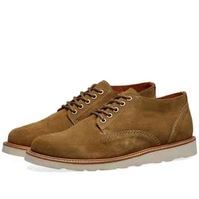 Wild Bunch Vibram Sole Classic 5 Eyelet Shoe