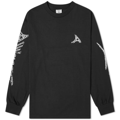 Alltimers Long Sleeve Digi Tundra Tee